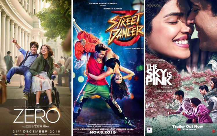 Film romantis India terbaru dan terbaik