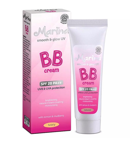 BB Cream untuk anak sekolah