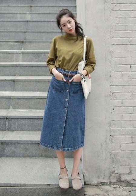 Outfit Korean style