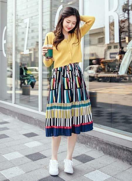 Style casual ala Korea