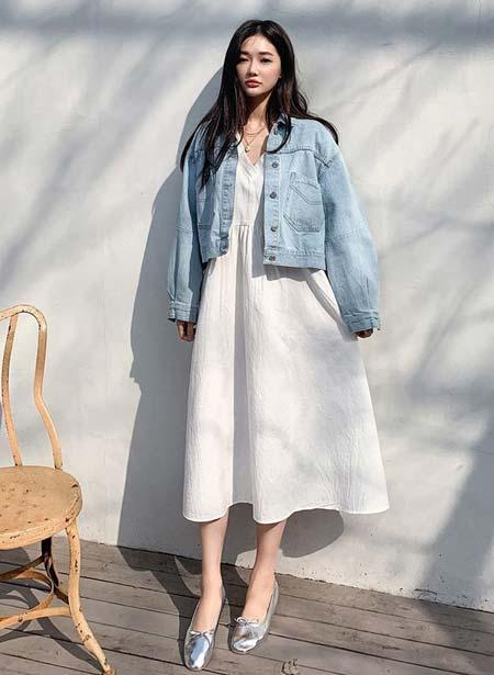 Outfit casual ala Korea