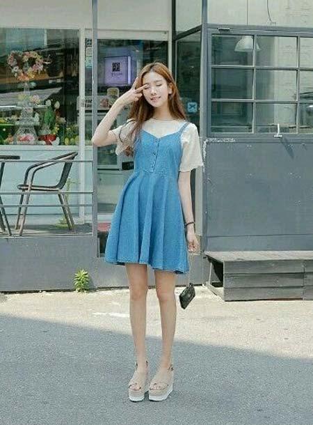 Style Korea simple
