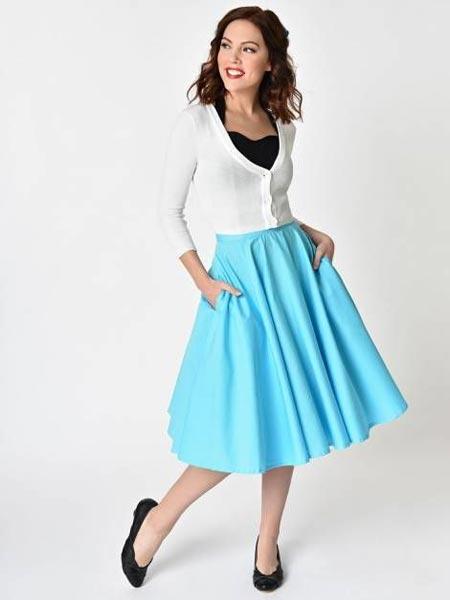 Model rok wanita yang lagi hits