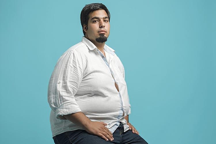 cowok gemuk