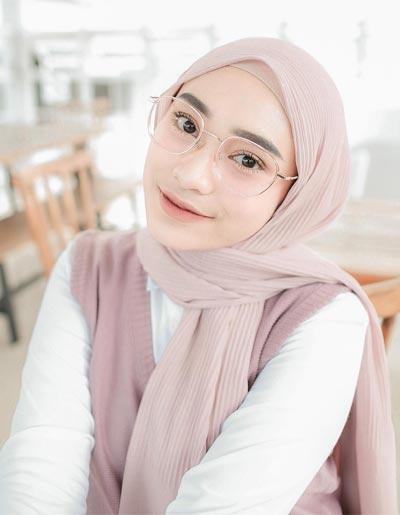 OOTD jilbab plisket