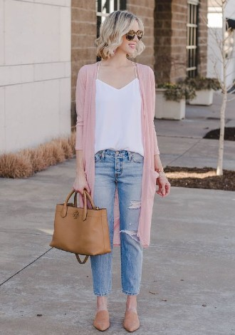 Mix and Match Outfit Pink