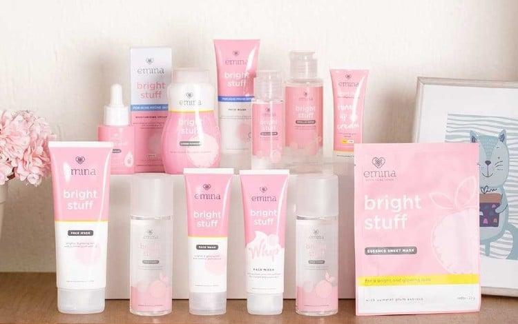16 Rekomendasi Skincare Emina Untuk Kulit Berminyak